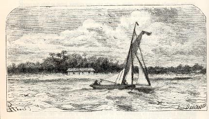 Alfred Russel Wallace - Santarem